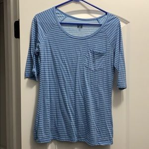 BDG/Urban Outfitters 3/4 Length Sleeve T-shirt